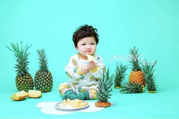 2020年宝宝周岁照6大拍摄风格,儿童摄影之婴儿摄影照